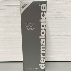 NEW Dermalogica Charcoal Rescue Masque